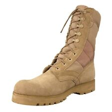 Rothco 5257 G.I. Style Desert Combat Boots with Lug Sole