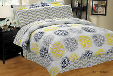 Home Sweet Home Dreams Complete Reversible Bed-In-A-Bag Set