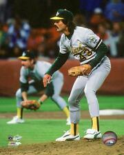 Dennis Eckersley Oakland A's World Series Action Photo UK146 (Select Size)