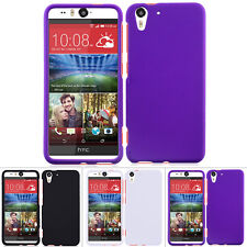 For HTC Desire EYE Colorful Rubberized Hard Case Snap On Cover Accessory