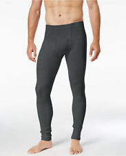 Macy's Alfani Brand Men's Base Layer Waffle Knit Thermal Leggings Long Underwear