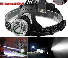 T6 LED 5000 Lm CREE XM-L XML Headlamp Headlight flashlight head light lamp 18650