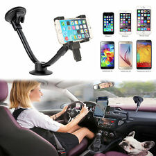 Universal Car Windshield Dashboard Mount Holder Cradle For Phone Tablet PC GPS