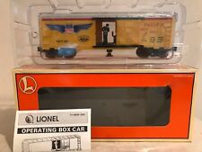 Lionel O Scale Chicagoland Club Car CLRC UP Uncle Herb Operating Car 6-52171 NIB