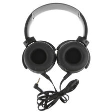 3.5mm Over Ear Headphones Headset w/ Built-in Mic for PC / Cell Phones / TV