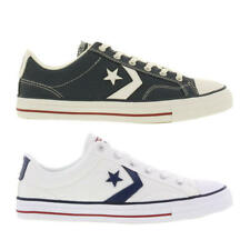 Converse Star Player Mens Blue Canvas Trainers Shoes Size UK 7-11