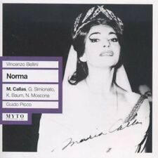 Vincenzo Bellini: Norma  CD NEW