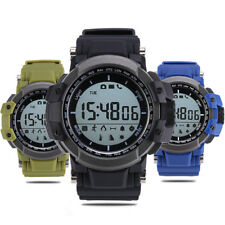 Bluetooth Pedometer Remote Camera MUSCLE Sport Smart Wrist Watch For Android IOS