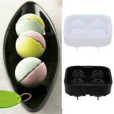 New Silicone Ice Ball Cube Tray Freeze Mould Bar Jelly Mold Maker