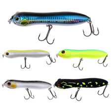 Floating Fishing Lures Minnow Bass Baits Crankbait Tackle with Treble Hooks