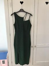 A Fab Elegant Sparkly Green NEXT Dress. 12 Very Lovely & Incredibly Stunning.