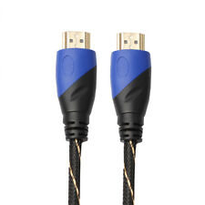 1-5m High Speed Premium HDMI 4K Cable For Bluray 3D DVD PS3 HDTV XBOX LCD HD TV