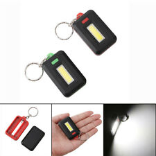 COB Keychain Torch Light Flexible Inspection Lamp Cordless Worklight 3 Model
