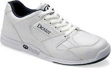 Dexter Ricky II White Bowling Shoes for Every Beginners Fits