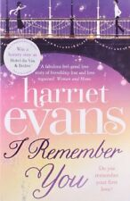 I Remember You by Evans, Harriet 0007243855 The Fast Free Shipping