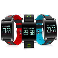 Smart Watch Bluetooth Bracelet Fitness Tracker Heart Rate For iPhone Android iOS