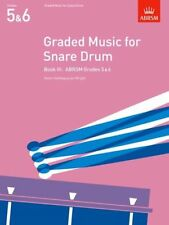 Graded Music for Snare Drum, Book III: (Grades 5-6): Grades 5-6 Bk... 1854725130