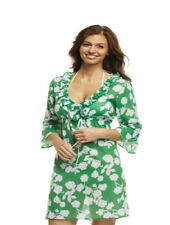 Mud Pie Fashion GREEN CLOVER BLOSSOM ANNA BELL SLEEVE TUNIC 812043GR Cover Up