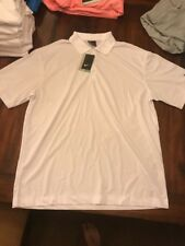 NWT Mens Nike Golf Dri-FIT Micro Pique Polo Sport Shirt 363807 100 Size XL