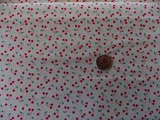 Kitchen Capers Fabric by Mary Engelbreit Cherries Out Of Print Premium Cotton