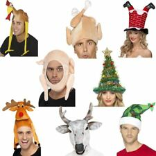 Adult Comedy Christmas Novelty Hat | Funny Xmas Hats | Mens Ladies