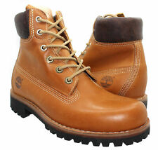 Timberland Earthkeeper 6 Inch Womens Boots Brown Leather Girls 8633R U13