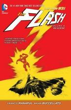 The Flash - Reverse Vol. 4 by Francis Manapul and Brian Buccellato (2015)