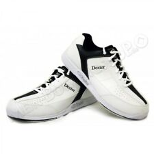 Dexter Ricky III Bowling Shoe White/Black for Kids