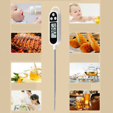 Digital Kitchen Meat BBQ Food Thermometer Deep Fry Thermometer LCD Display