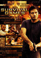 The Survival Games (DVD, 2012)