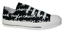 Converse Chuck Taylor All Star Sketched Ox Lo Top Unisex Trainers 100147F D81