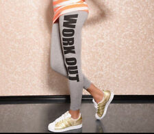 Fitness Trousers Running Pants Gym TrackSuit bottoms yoga sports workout