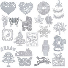 Metal DIY Cutting Dies Stencil Scrapbooking Album Paper Cards Crafts Embossing