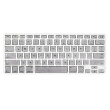 Silicone Laptop Keyboard Protector Cover for Macbook Air Pro 13/15/17inch