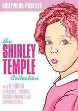 Hollywood Profile:shirley Temple - DVD Region 1 Free Shipping!