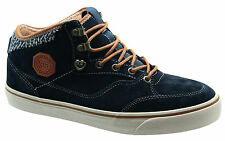 Vans Off The Wall Buffalo Boot MTE Lace Up Blue Graphite Mens Boots