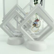 3D Floating Frame Shadow Box Picture Frame Jewellery Display Protection Gift TC