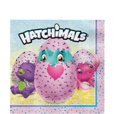 Hatchimals Napkins 2ply paper Party Tableware Disposable Birthday