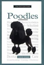 A New Owner's Guide to Poodles : Charlotte Schwart  : New Hardcover   @ZB