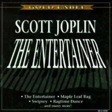 Scott Joplin: The Entertainer (CD, Oct-1995, Madacy)