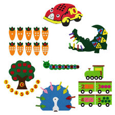Mathematics Toy 1-10 Number Counting Learning Preschool Early Education Toy