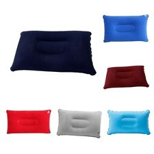 Lightweight Inflatable Pillow Camping Fishing Backpacking Travel Air Cushion