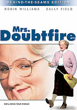 Mrs. Doubtfire (DVD, 2009, 2-Disc Set, Behind the Seams Edition(OPENED BUT NEW)