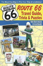 Route 66 Trivia guide & Puzzles Book