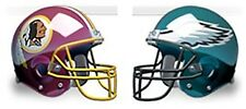 4 tickets for EAGLES at REDSKINS on 12/30/18 in Sec 101