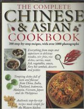 The Complete Chinese and Asian Cookbook, Hsiung & FERNANDEZ & Wheeler, Used; Goo