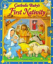 Catholic Babys First Nativity with Other (First Bible Collection), , Used; Good
