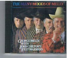 George Melly - The Many Moods of Melly - George Melly CD 66VG The Cheap Fast The