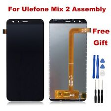 For Ulefone Mix 2 LCD Display+Touch Digitizer Screen Assembly Replacement Tools