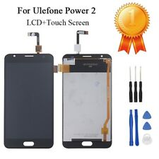 For Ulefone Power 2 LCD Display + Touch Digitizer Screen Assembly + Repair Tools